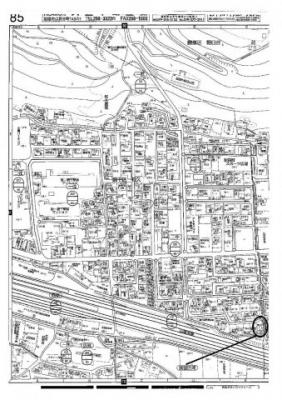 【地図】網干区和久中古戸建