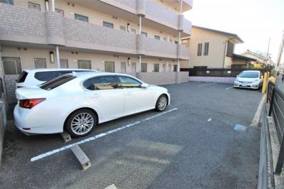 【駐車場】西山本ハイツ