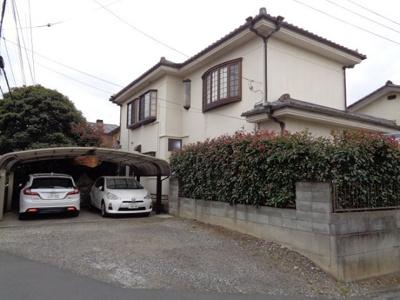 【駐車場】斉藤―中古住宅(菖蒲町)