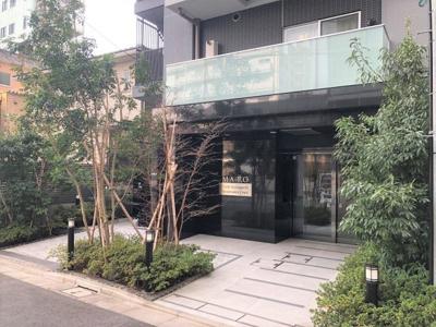 【エントランス】マーロ西川口ルネサンスコート