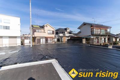 【外観】武蔵村山市神明4丁目 売地 全8区画 5号区画