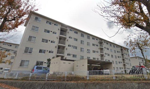 【外観】神陵台東住宅 48号棟