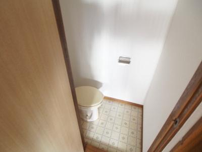 【トイレ】グランベールシライ