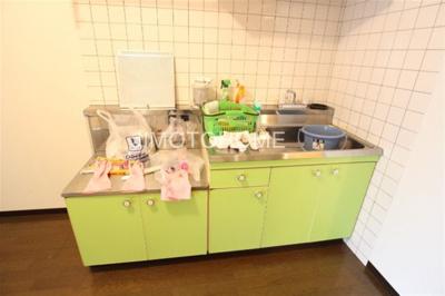 【キッチン】アークパル城月