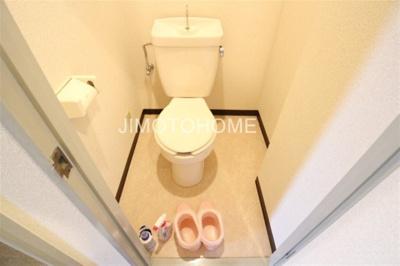【トイレ】アークパル城月
