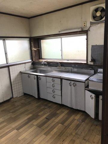 キッチン(2020年4月撮影)