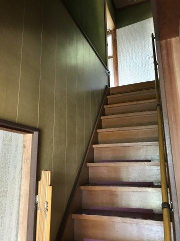 階段(2020年4月撮影)