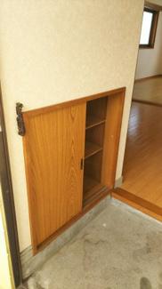 【玄関】三興アパート