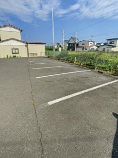 【駐車場】三興アパート