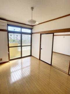 【居間・リビング】三興アパート