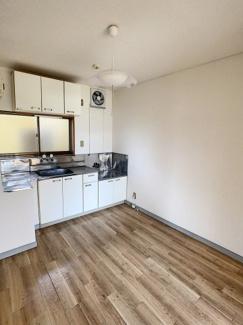 【キッチン】三興アパート