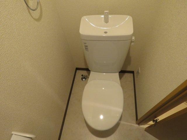 【トイレ】コーポ大樹