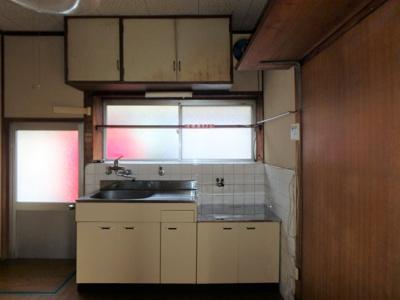 【キッチン】星岡3丁目借家・