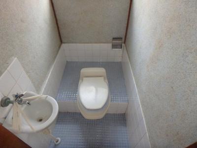 【トイレ】星岡3丁目借家・