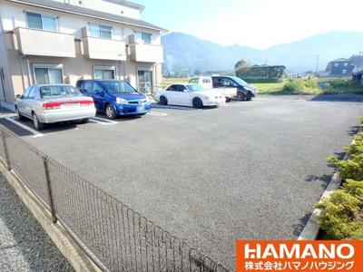 【駐車場】ハイムプラネット2