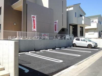 【駐車場】TSU・BA・KI B棟