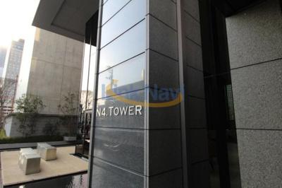 【ロビー】N4タワー