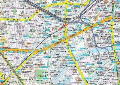 【地図】N4タワー