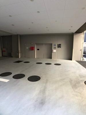 【駐車場】クレヴィアタワー大阪本町