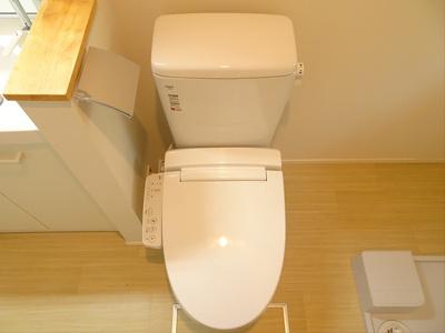 【トイレ】桜上水アパートメント