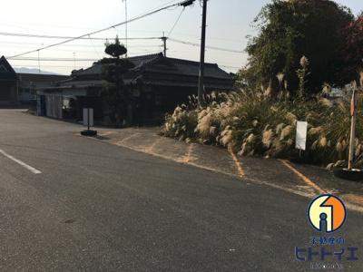 【外観】津江、祈祷院 倉庫