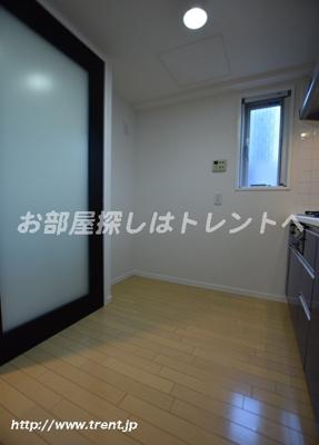 【キッチン】シティスパイア新川【CITY SPIRE新川】(旧KWレジデンス新川Ⅱ)
