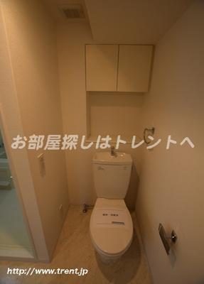 【トイレ】シティスパイア新川【CITY SPIRE新川】(旧KWレジデンス新川Ⅱ)