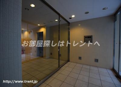 【エントランス】シティスパイア新川【CITY SPIRE新川】(旧KWレジデンス新川Ⅱ)
