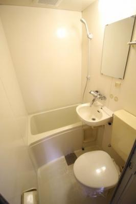 【浴室】レフ灘