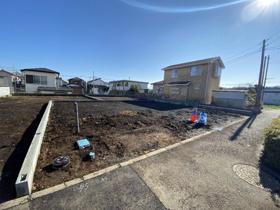 藤沢市大庭 建築条件無し土地3区画 整形地の画像