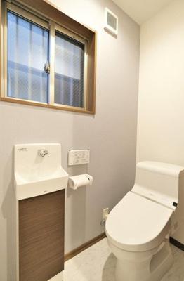 【トイレ】東大阪市花園西町1丁目 2号地 新築戸建