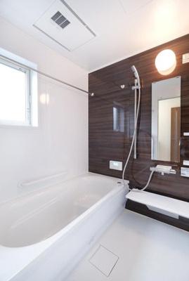 【浴室】東大阪市花園西町1丁目 1号地 新築戸建