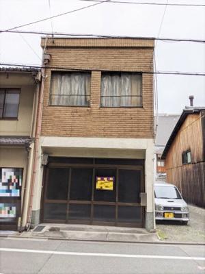 【外観】京都市中京区三条油小路町