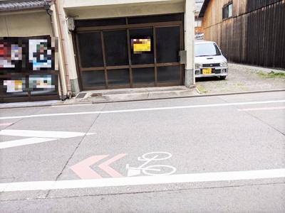 【前面道路含む現地写真】京都市中京区三条油小路町