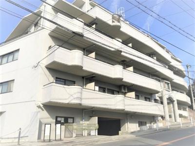 【外観】ライオンズマンション奥須磨 仲介手数料無料