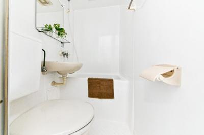 【浴室】シーズンコート本陣駅前