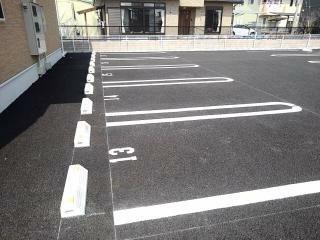 【駐車場】シャトーハイツⅡ