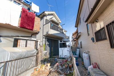 【外観】武蔵村山市学園1丁目 中古一戸建て