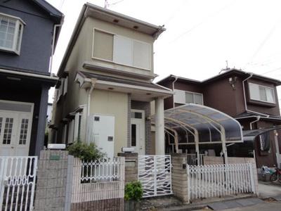 月々4万円台で購入可能なオール電化住宅!!カーポート付きの駐車スペース!