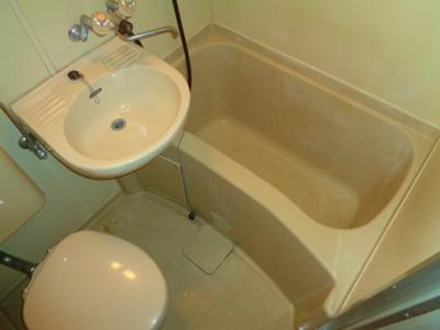 【浴室】ハイツくれよん