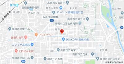 【地図】寿町2丁目貸家