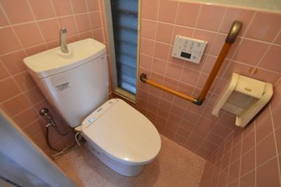 【トイレ】寿町2丁目貸家