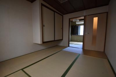 【寝室】寿町2丁目貸家