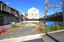 伏見区深草上横縄町 注文建築 建築条件なし 土地の画像