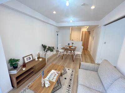 【展望】小名木川ハウス 9F リフォーム済 67.01㎡