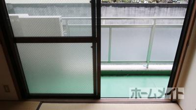 【バルコニー】樋口マンション