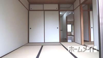 【和室】樋口マンション