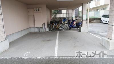 【駐車場】樋口マンション