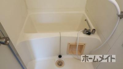 【浴室】樋口マンション