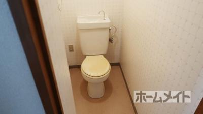 【トイレ】樋口マンション